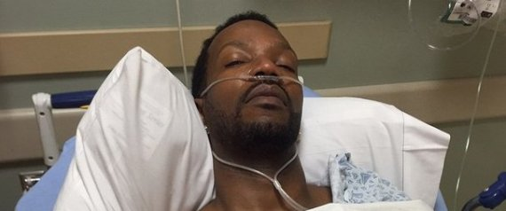 Rushed to hospital: Juicy J Hospital