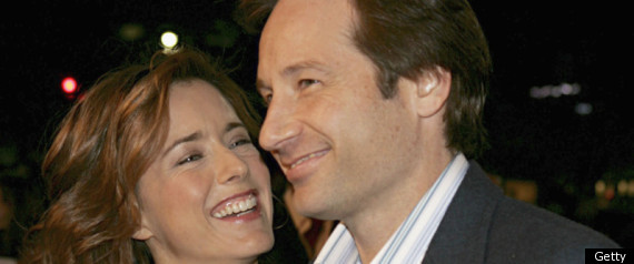 David Duchovny Separates From Wife Tea Leoni