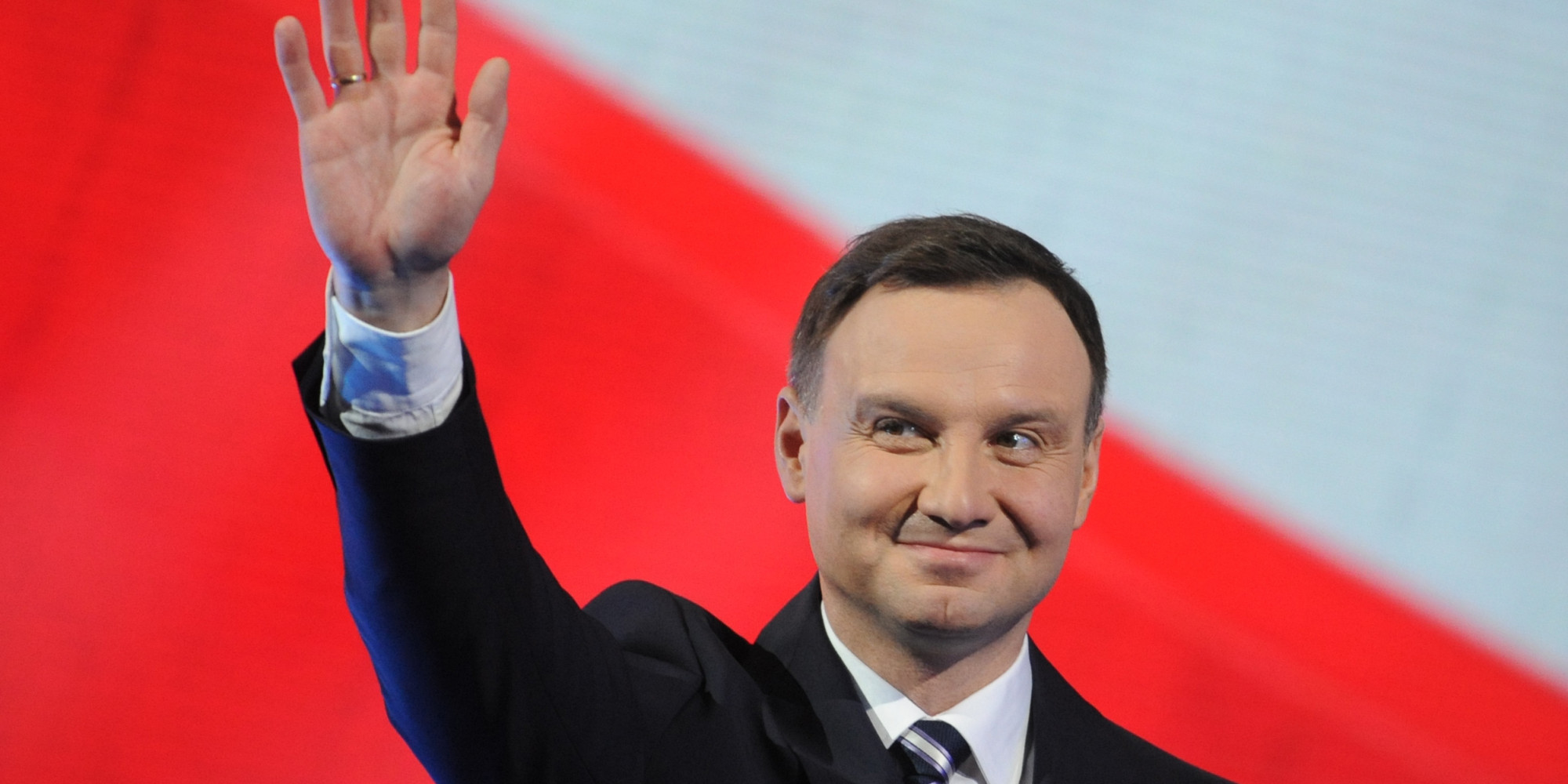 Andrzej Duda Elected Poland's New President, Incumbent ...