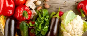 Organic Vegetables Basket