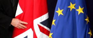 EU FLAG BRITISH