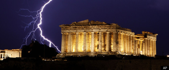 GREECE AUSTERITY BILL