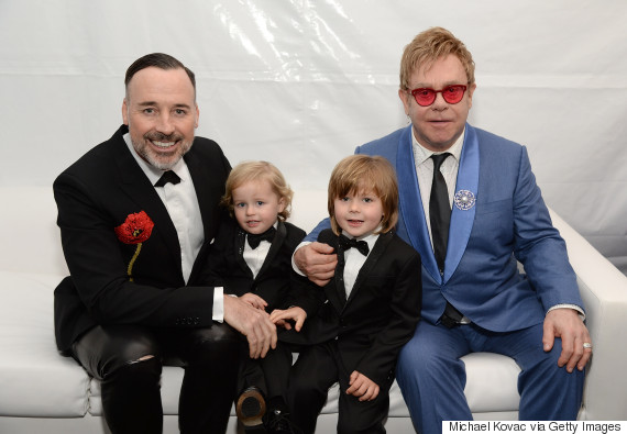 elton john david furnish children