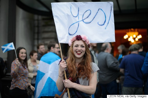young voters scotland
