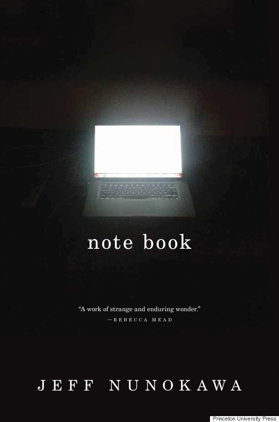 note book author jeff nunokawa talks literature in the age of  note book