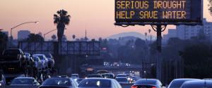 LOS ANGELES TRAFFIC DROUGHT