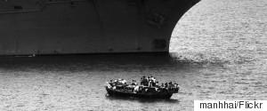 USS RANGER RESCUES