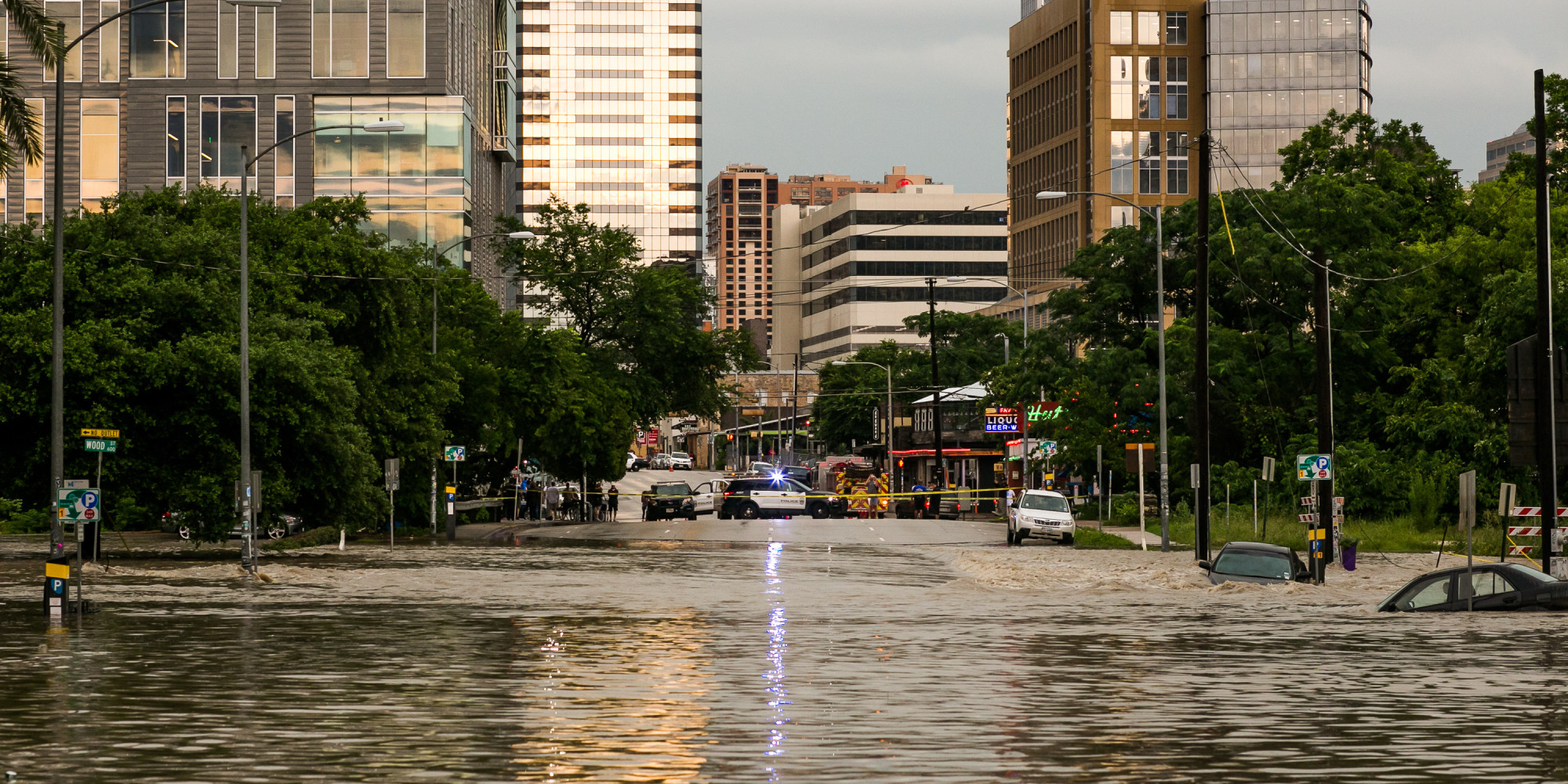 Texas Flooding Called The Worst Ever By Governor | HuffPost