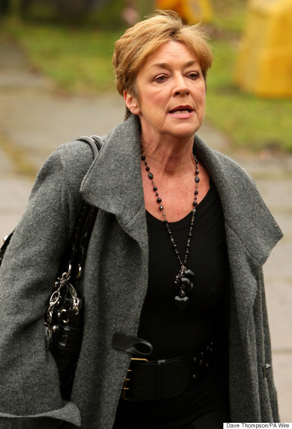Deirdre Barlow Actress Deirdre Barlow