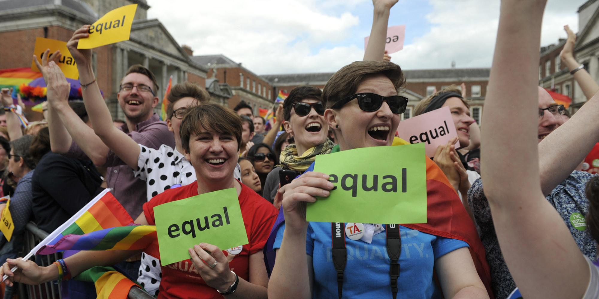 Gay marriage referenda