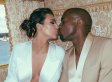 Kim Kardashian's Anniversary Instagram Posts Make Us Want To Remember Every Look From Her Wedding