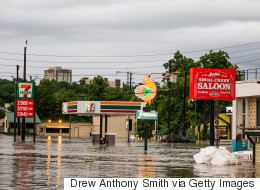 'Absolutely Massive' Texas Flooding Leaves Motorists Stranded, People Missing
