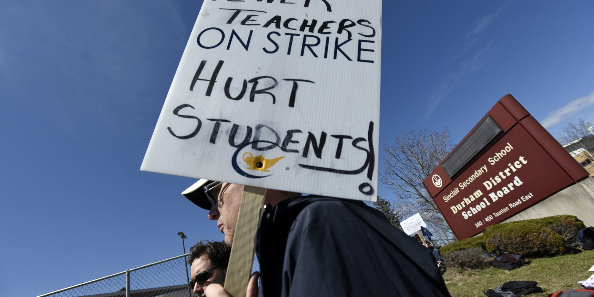a review of the ontario teachers strike Are you aware of the potential high school teacher strike and how it will impact all grade 12 students this year i suggest everyone writes.