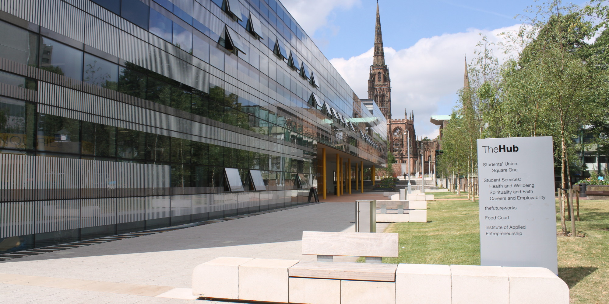 coventry university pips russell group institutions to make it into top 20 in universities