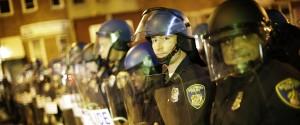 Baltimore Riot