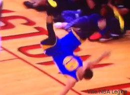 Estrella de la NBA sufre conmoción cerebral por esta caída