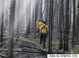 Alberta Wildfires Force Further Evacuations In Oilsands