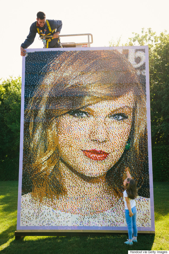 legoland taylor swift