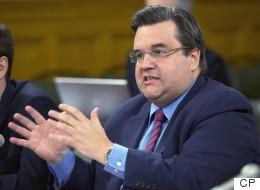 Budget fédéral: la priorité aux infrastructures, dit Coderre
