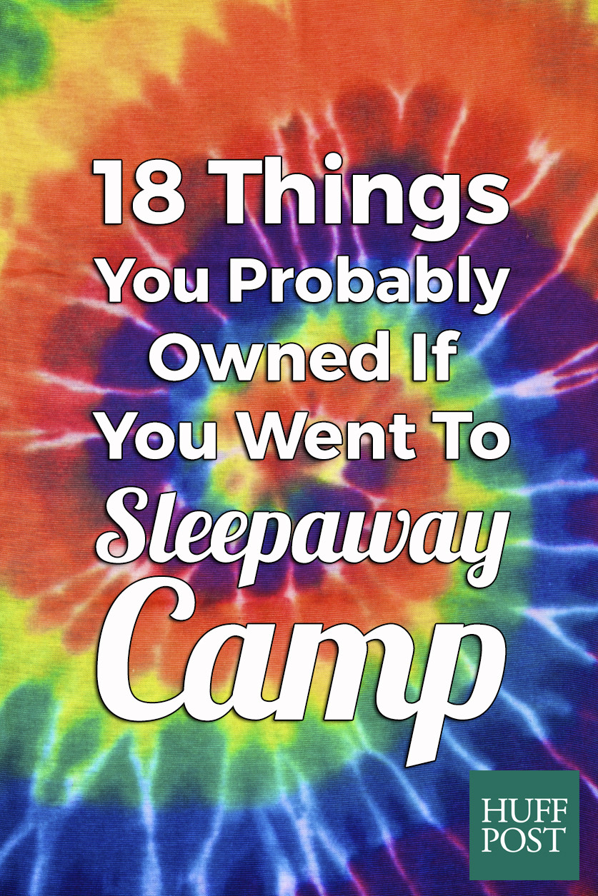 tye dye camp