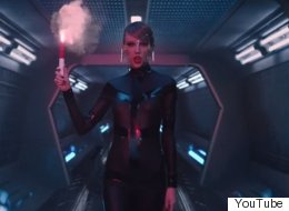 The Powerful Message Behind The 'Bad Blood' Music Video