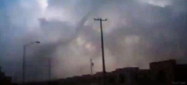 VIDEO DEL TORNADO QUE MATÓ A 14 EN MÉXICO