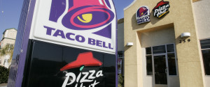 TACO BELL PIZZA HUT