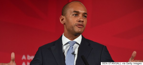 Chuka Reveals How Roast Dinner Made Him Quit Labour's Leadership Race