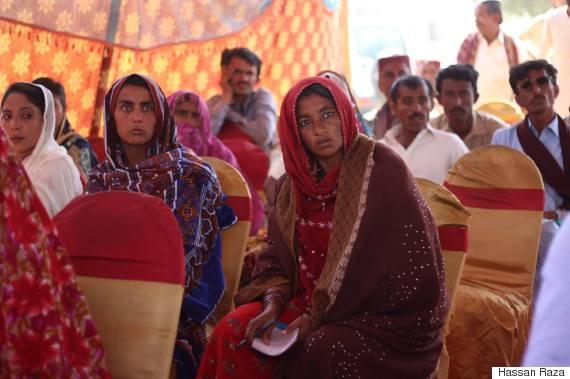 women of mithi