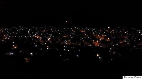 mithi at night