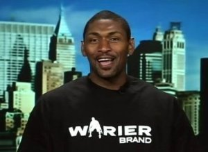 Ron Artest World Peace