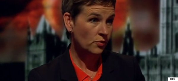 Mary Creagh Offers 'Slogans, Not Policies' In Woeful 'Newsnight' Interview