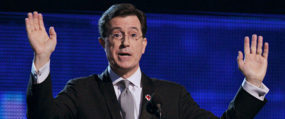 STEPHEN COLBERT CAMPAIGN FINANCE