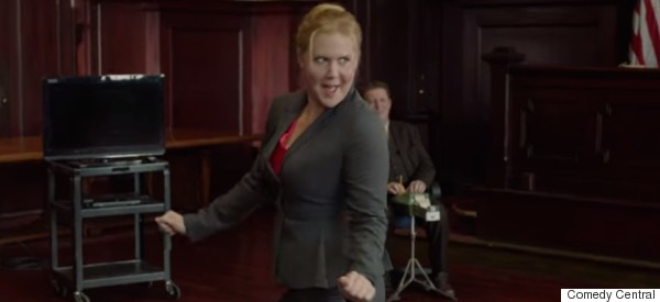 Amy Schumer Takes On Bill Cosby