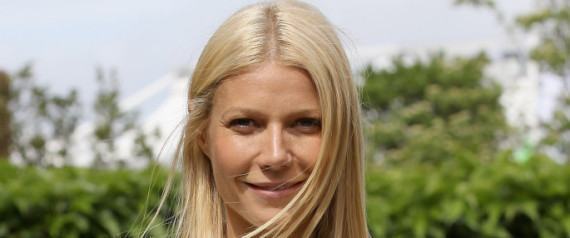 GWYNETH PALTROW STRESS