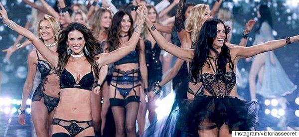 The Victoria's Secret Angels' New Home Is Revealed
