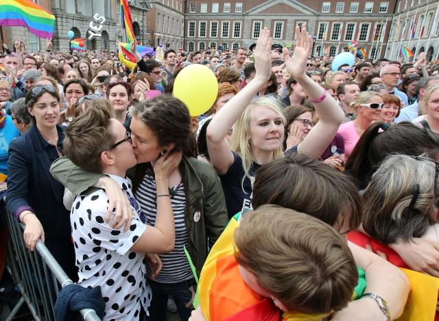 gay marriage ireland
