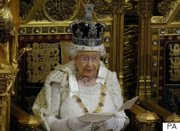 We Are 'One Nation', Says Woman On Gold Throne While Announcing Further Austerity Measures