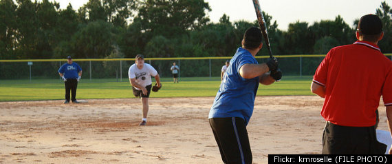 GAY SOFTBALL LEAGUE