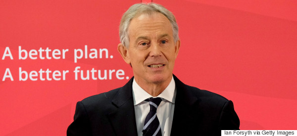 Tony Blair Quits Middle East Peace Envoy Role