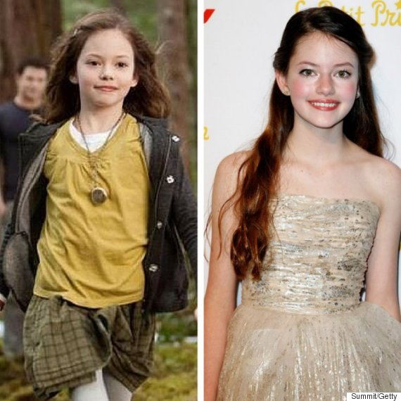 Mackenzie Foy, That Little Kid From 'Twilight,' Is Eerily ...