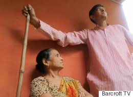 Finding Love A Tall Order For India's Tallest Man