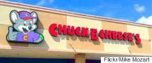 CHUCK E CHEESES