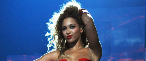 BEYONCE RED