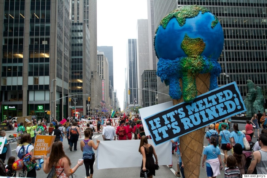 ben and jerrys climate