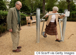 Playgrounds For Seniors Are Coming Soon To A City Near You