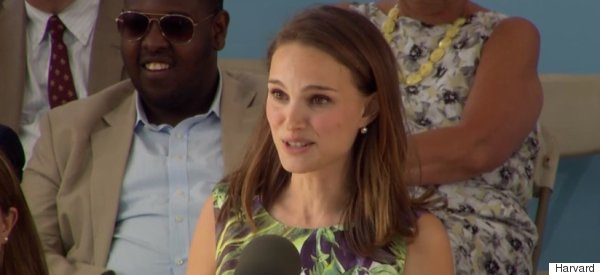 Natalie Portman Explains What She Learned Going Through 'Pretty Dark Moments' As A Harvard Student