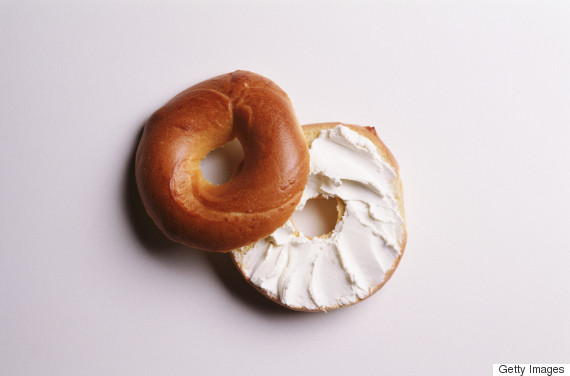The Truth About What You're Putting On Your Bagel | HuffPost Life