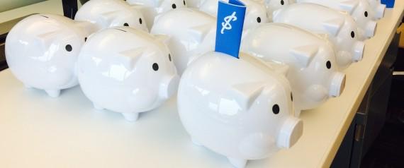 VANCOUVER PIGGY BANKS
