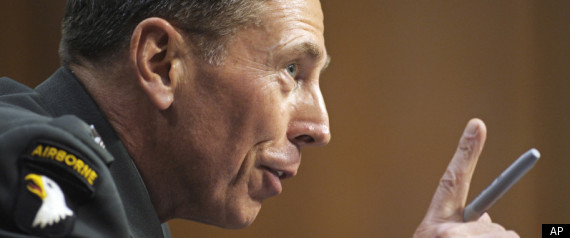 David Petraeus Senate Confirmation Cia